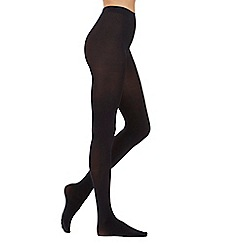 Aristoc - Black 80 denier opaque tights