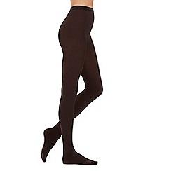 Aristoc - Chocolate 80 denier opaque tights