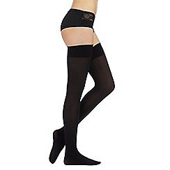 Aristoc - Black 80 denier hold ups