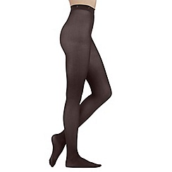 J by Jasper Conran - Dark grey 60 Denier tights