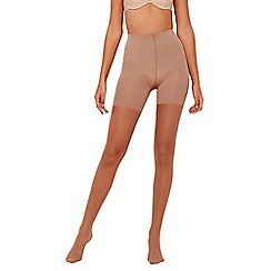 Spanx - Natural 15 denier sheer support tights