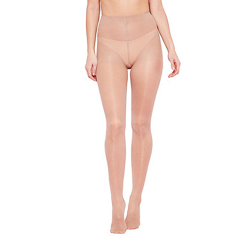 Debenhams - Natural sheer firm support tights