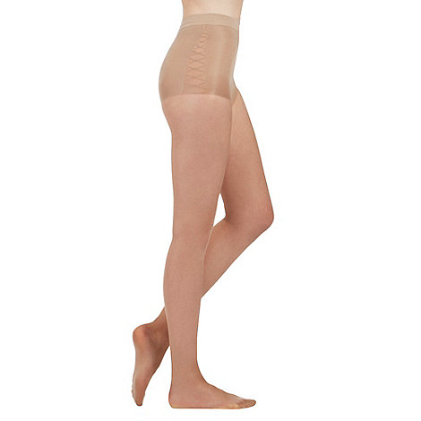 Aristoc - Light cream 15D tummy tuck toner tights