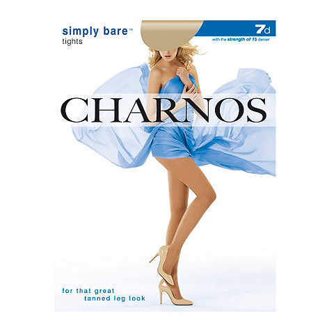 Charnos - Natural 7D +Simply Bare+ tights