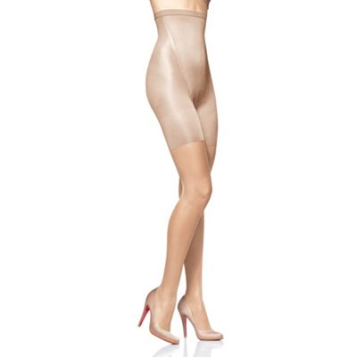 Natural Super high waisted 20D sheer tights