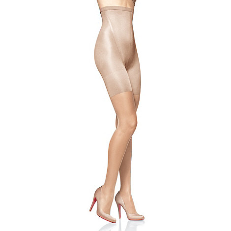 Spanx - Natural +Super shaping+ 20D sheer tights