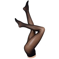 Pretty Polly - Pack of 2 black 40 denier opaque tights