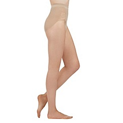 Aristoc - Cream 15 denier sheer support tights
