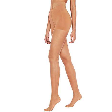 Debenhams - Natural firm control tum, bum and thigh tight