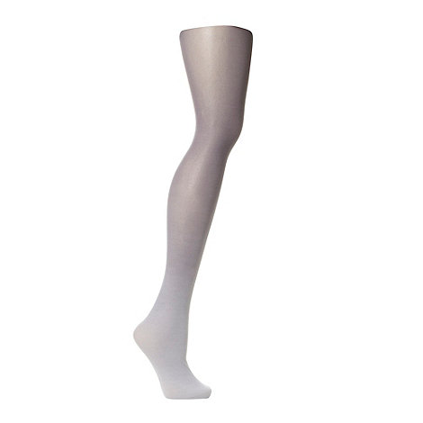 Pamela Mann - Grey graduated tights