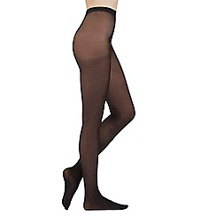 Pretty Polly - Pack of two black 40 Denier opaque tights