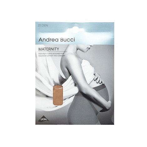Andrea Bucci - Nude 20 Denier maternity tights