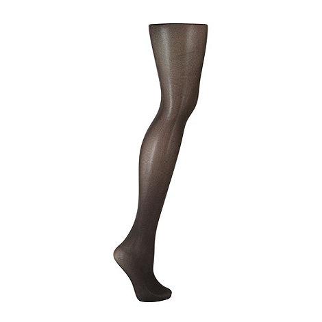 Andrea Bucci - Black tuxedo fashion tights