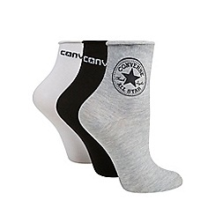 Converse - Pack of three assorted socks