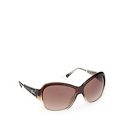 Guess - Square shield sunglasses