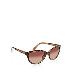 Red Herring - Brown plastic tortoise shell frame sunglasses