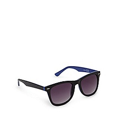 Red Herring - Black classic square sunglasses