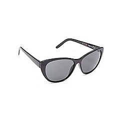 Floozie by Frost French - Black cat eye sunglasses