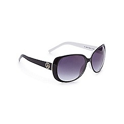 Lipsy - Black square sunglasses