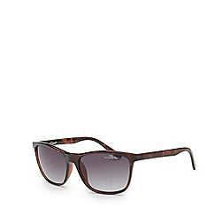 Bloc - Matte brown 'Coast' tortoiseshell sunglasses