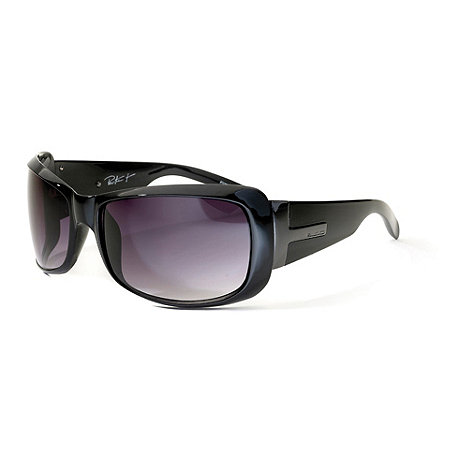 Bloc - Women+s purple full frame rectangular sunglasses