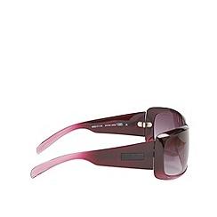 Bloc - Dark red 'pacific' sunglasses