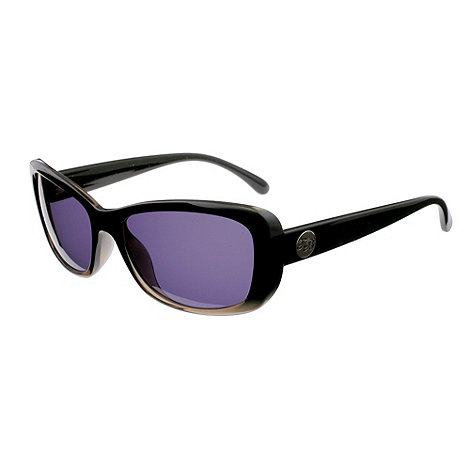 Ted Baker - Black +alaric+ small acetate fashion sunglasses