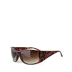 Bloc - Shiny brown 'Turin' sunglasses