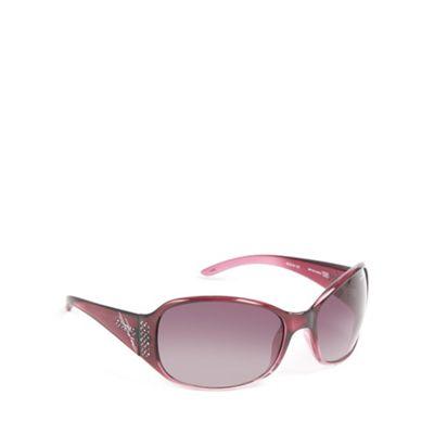 Bloc Dark red tortoiseshell sunglasses - . -