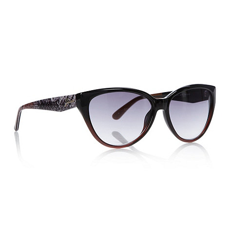 Guess - Black snake arm sunglasses