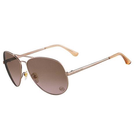 Michael Kors - Lola aviator michael kors charm sunglasses