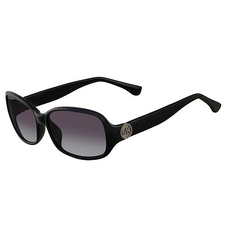 Michael Kors - Eve black plastic sunglasses