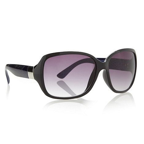 Beach Collection - Black snake sunglasses