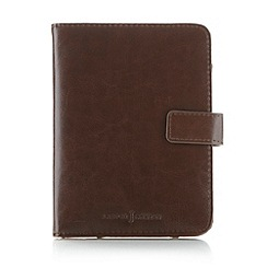 J by Jasper Conran - Designer brown leather E-Reader case