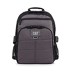 Caterpillar - Grey 'Millenenial' backpack