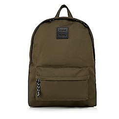 Red Herring - Khaki backpack