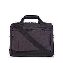Jeff Banks - Black laptop bag