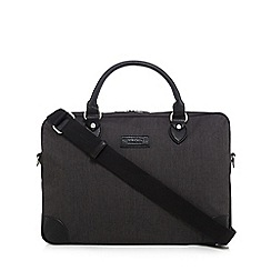 Hammond & Co. by Patrick Grant - Dark grey laptop bag