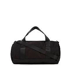 Red Herring - Black large holdall bag