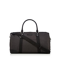 Hammond & Co. by Patrick Grant - Grey melange holdall bag