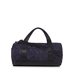 Red Herring - Blue camouflage holdall bag