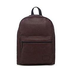 Red Herring - Dark red backpack