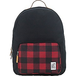 The Pack Society - Black 'Classic' backpack