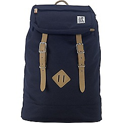 The Pack Society - Navy 'Premium' backpack