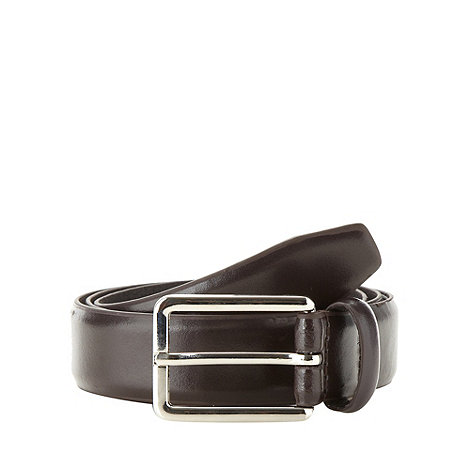 Hammond & Co. by Patrick Grant - Designer brown leather formal belt