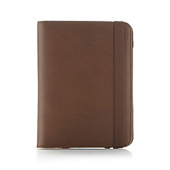 Mantaray - Chocolate elasticated E-Reader case