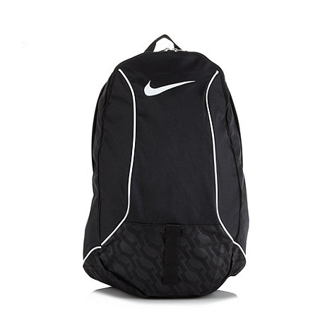 Nike - Nike black +Brasilia 6+ backpack