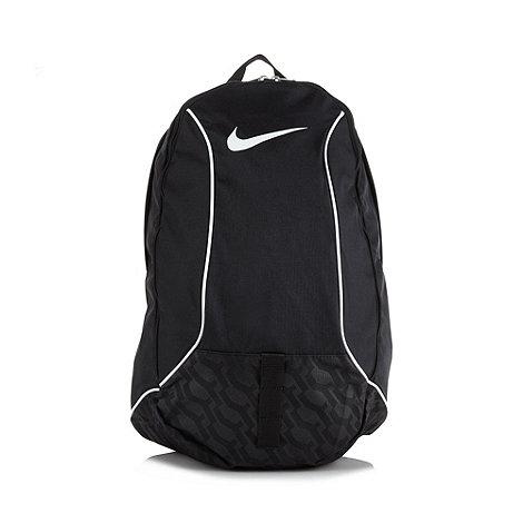 Nike - Black +Brasilia 6+ backpack