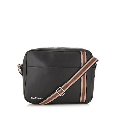Ben Sherman - Black traveller bag