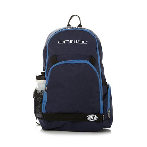 Animal - Navy backpack